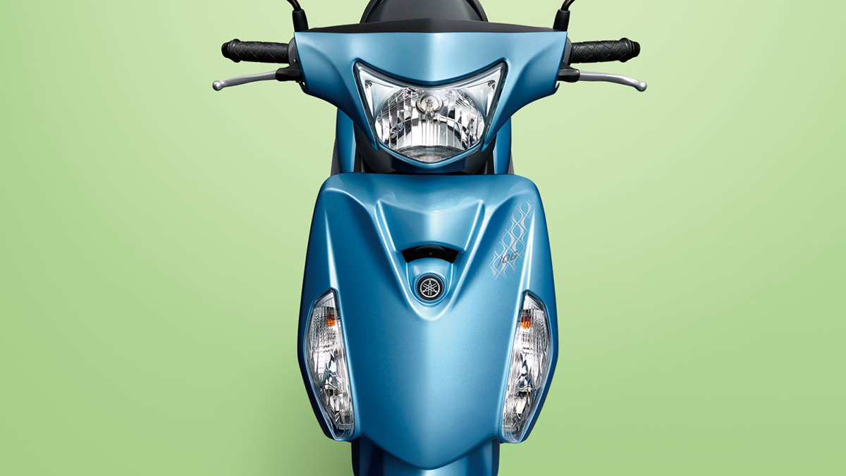 2020 Yamaha Jog Sweet 115 FI