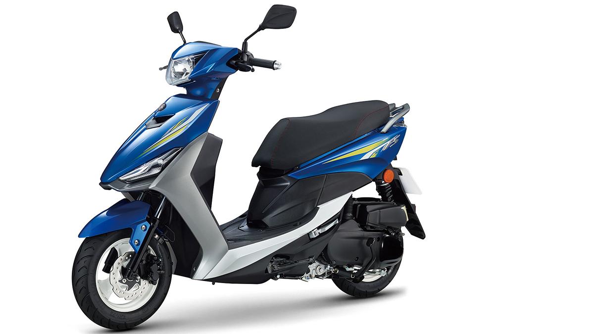 2018 Yamaha Jog FS 115 FI