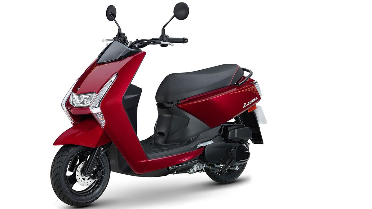 2018 Yamaha Limi 115標準版