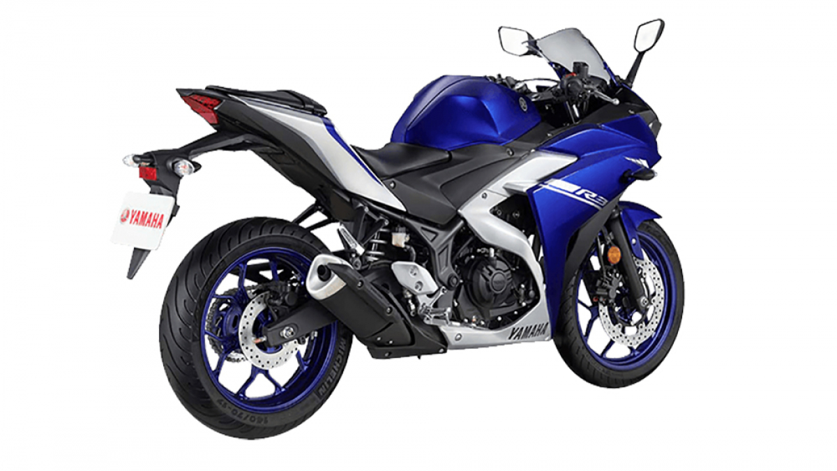 2018 Yamaha R 3標準版