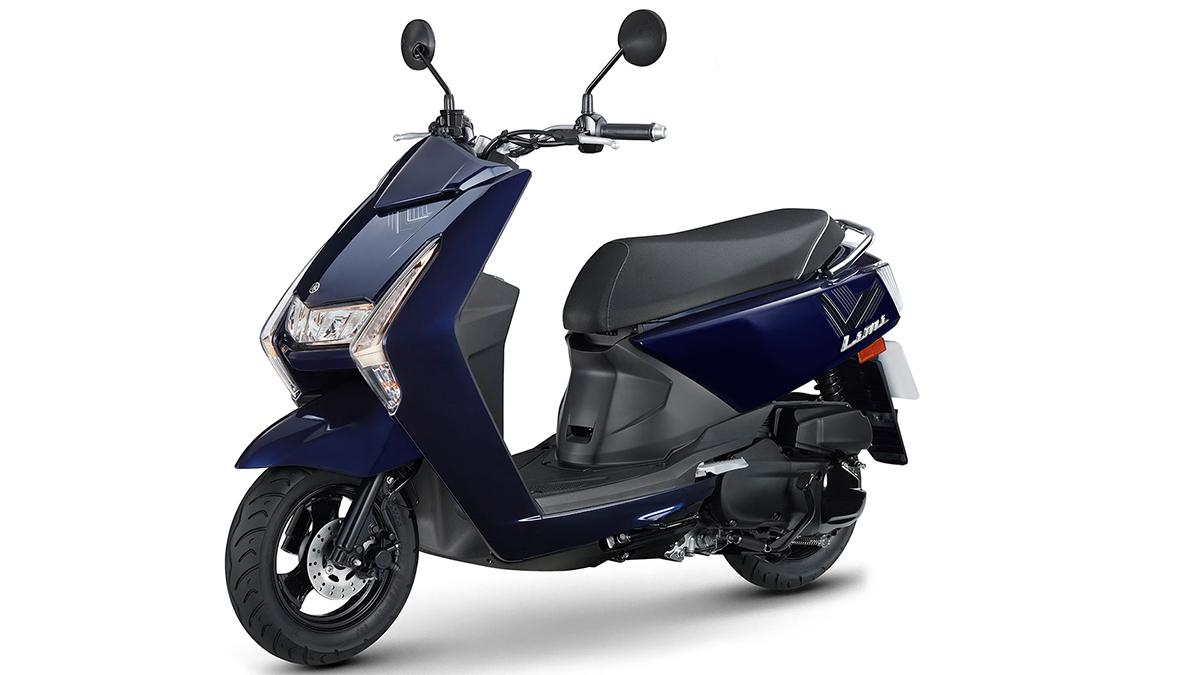 2018 Yamaha Limi 115豪華版
