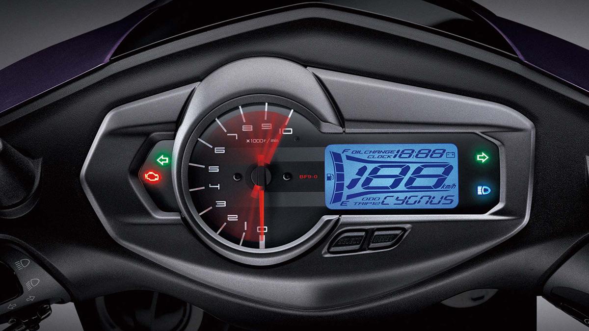 2018 Yamaha New Cygnus-X 125 FI雙碟版