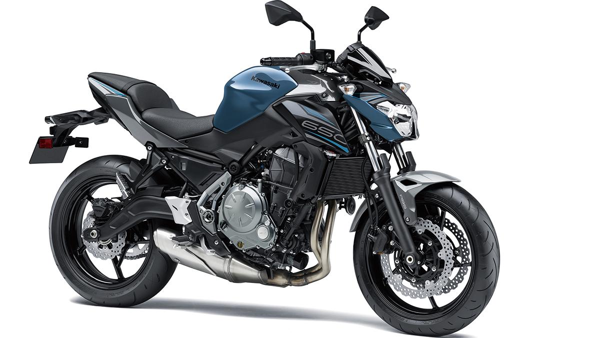 2019 Kawasaki Z 650 ABS