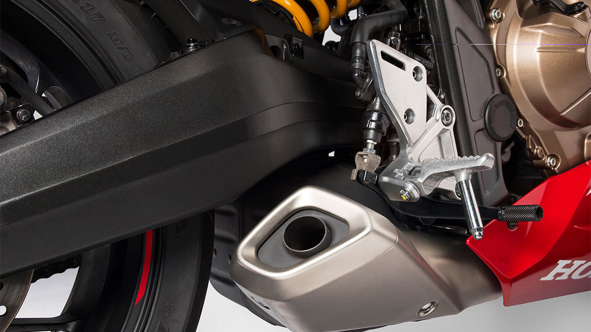 2020 Honda CBR650 R ABS