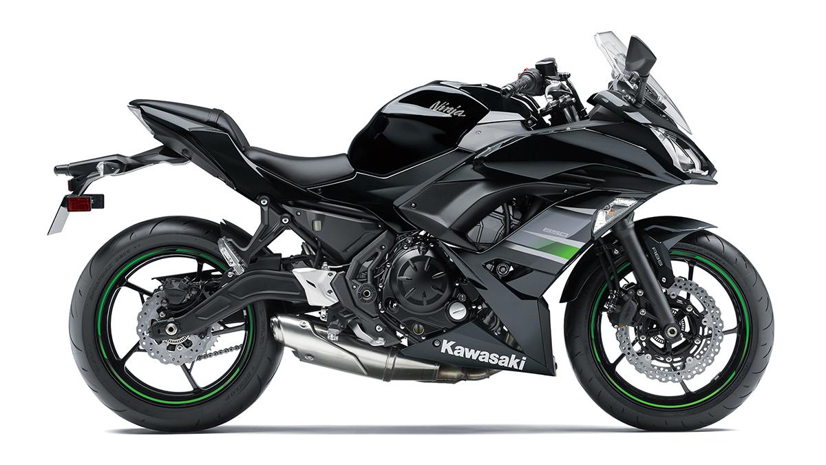 2019 Kawasaki Ninja 650 ABS