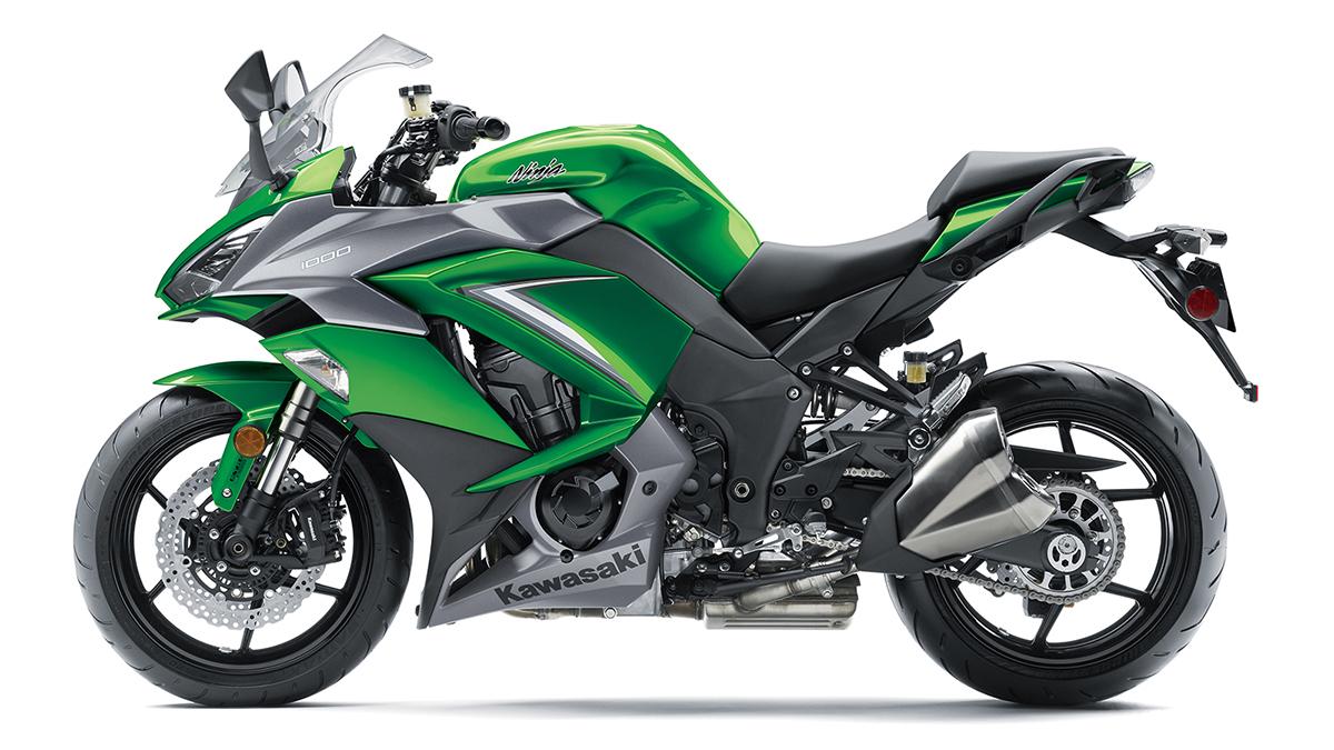 2019 Kawasaki Ninja 1000 ABS