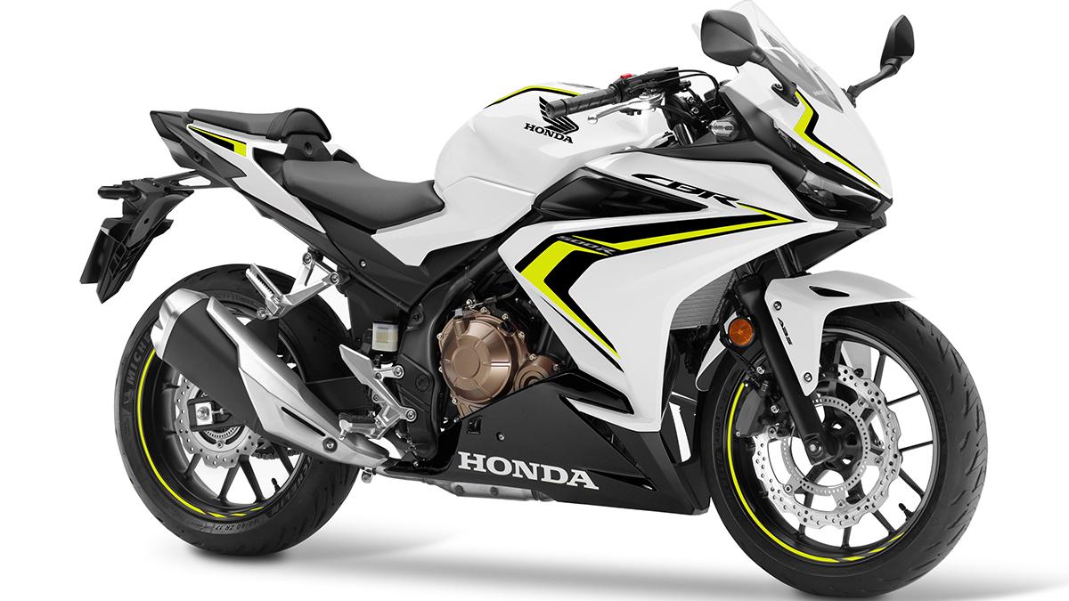 2020 Honda CBR500 R ABS