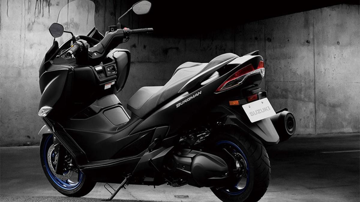2020 Suzuki Burgman 400 ABS