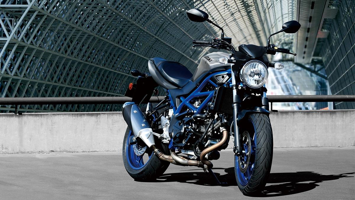 2020 Suzuki SV 650 ABS