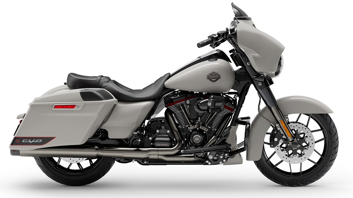 2020 Harley-Davidson CVO Street Glide ABS