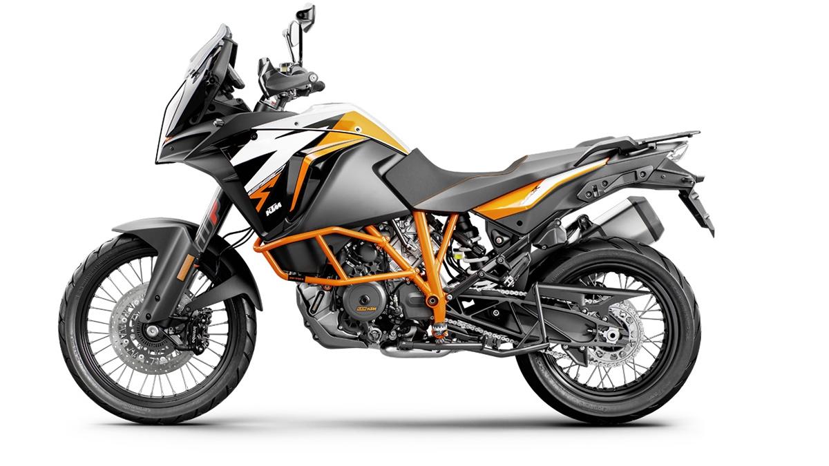 2020 KTM 1290 Super Adventure R ABS
