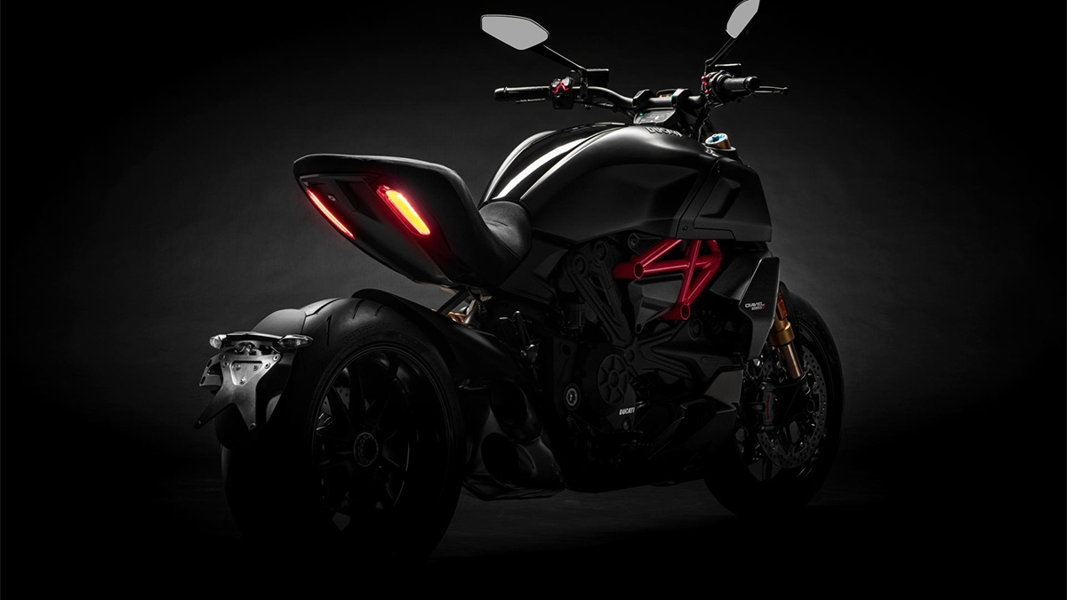 2020 Ducati Diavel 1260 S ABS