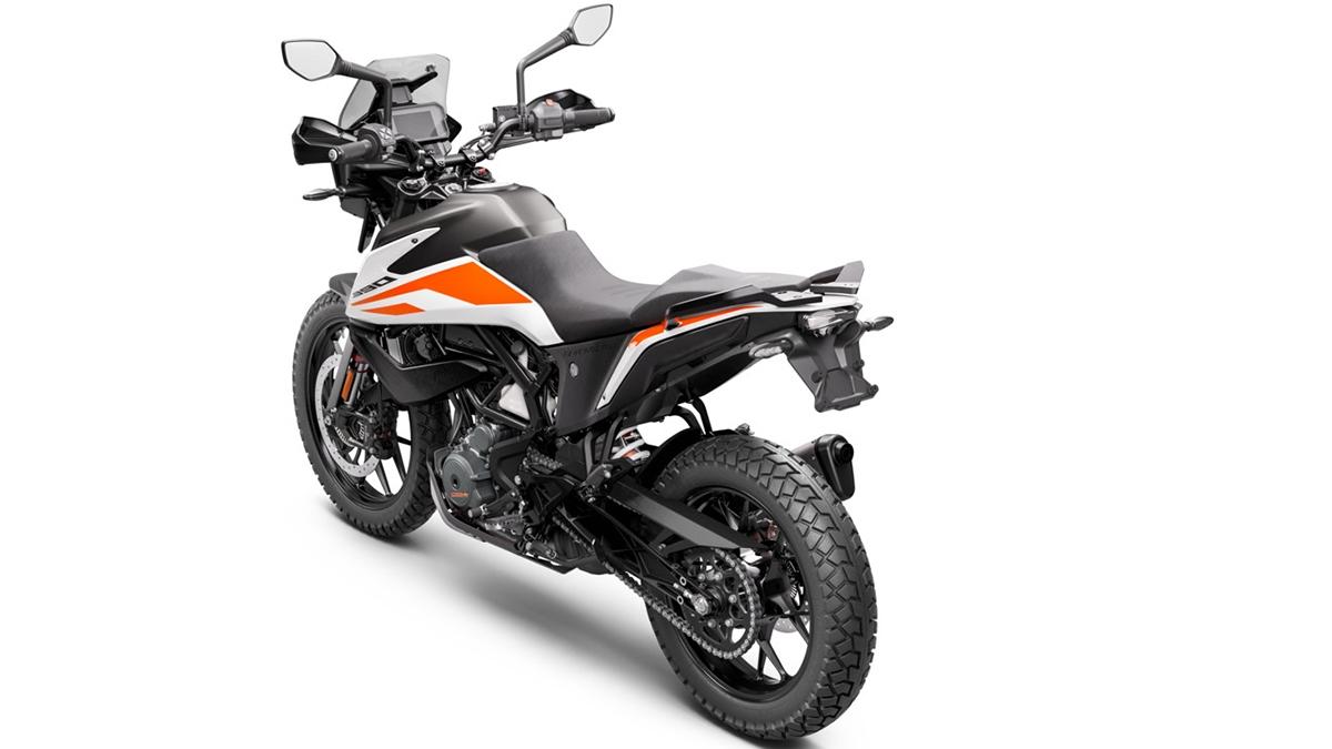 2020 KTM 390 Adventure ABS