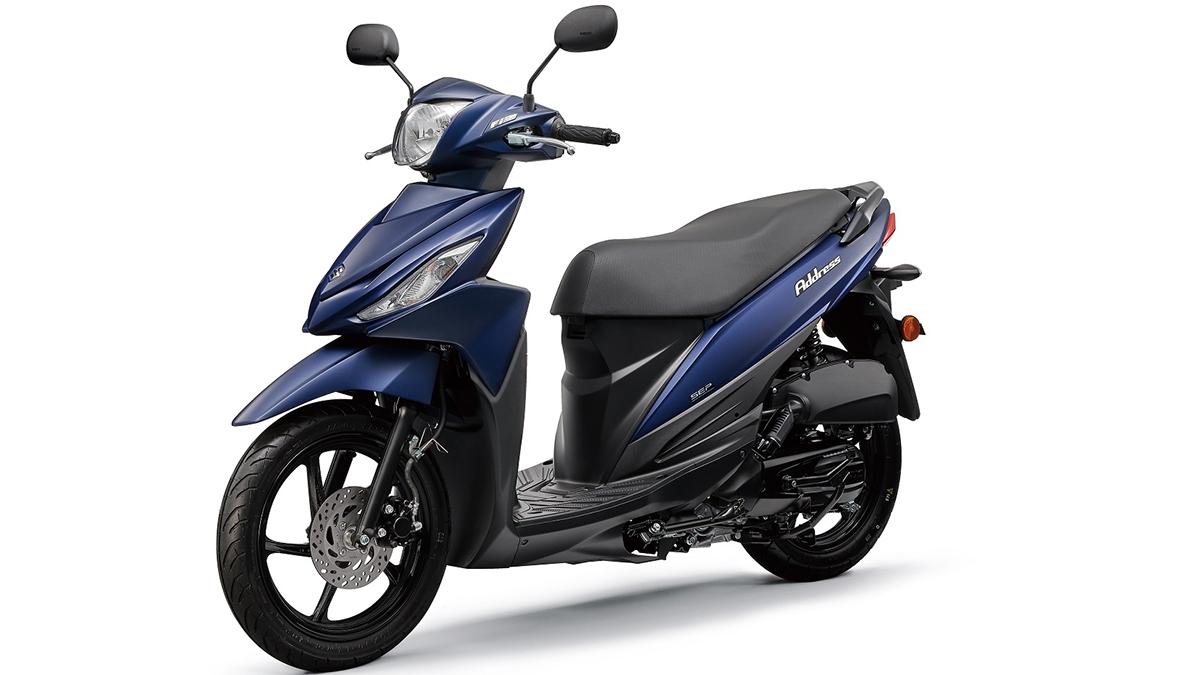 2020 Suzuki Address 110