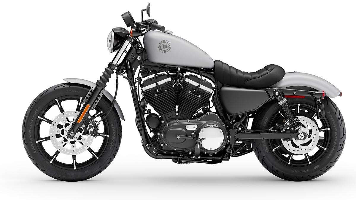 2020 Harley-Davidson Sportster 883 Iron ABS