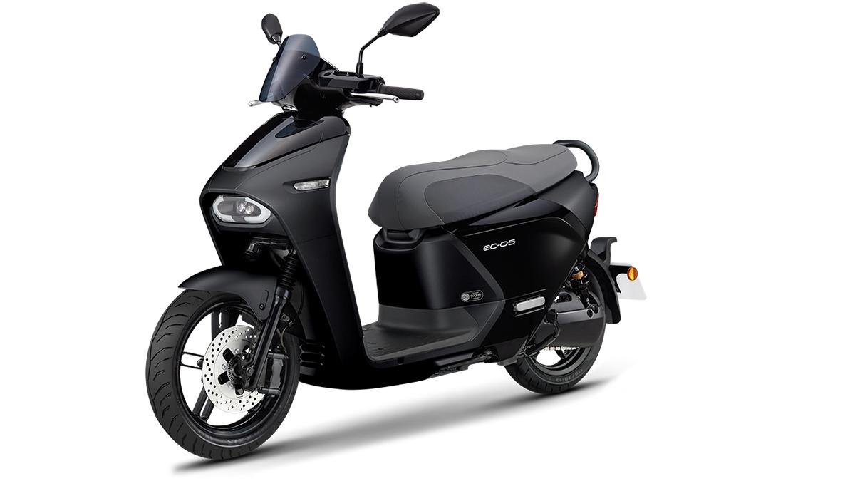2020 Yamaha EC 05 ABS