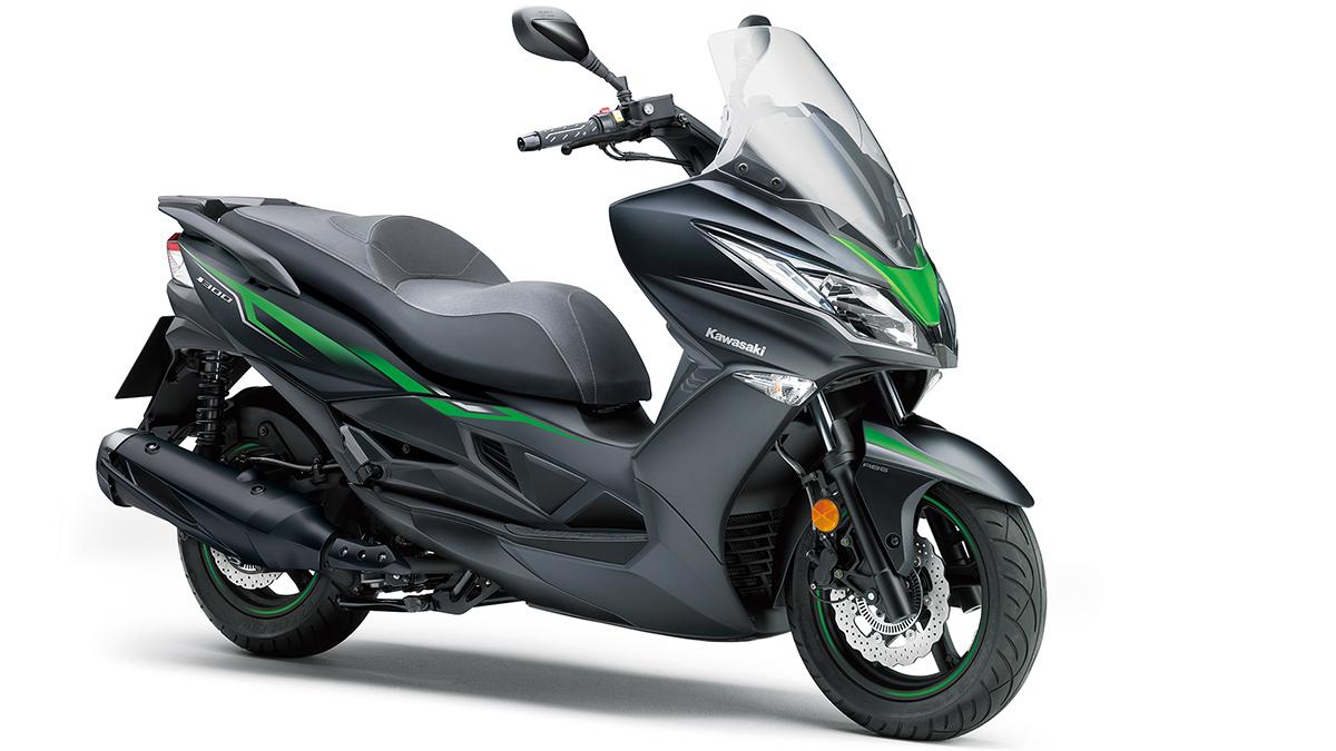 2019 Kawasaki J 300 ABS