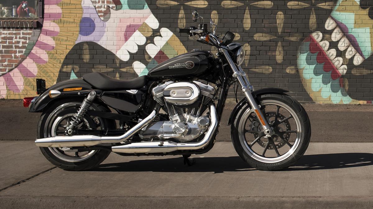 2019 Harley-Davidson Sportster 883 Super Low ABS