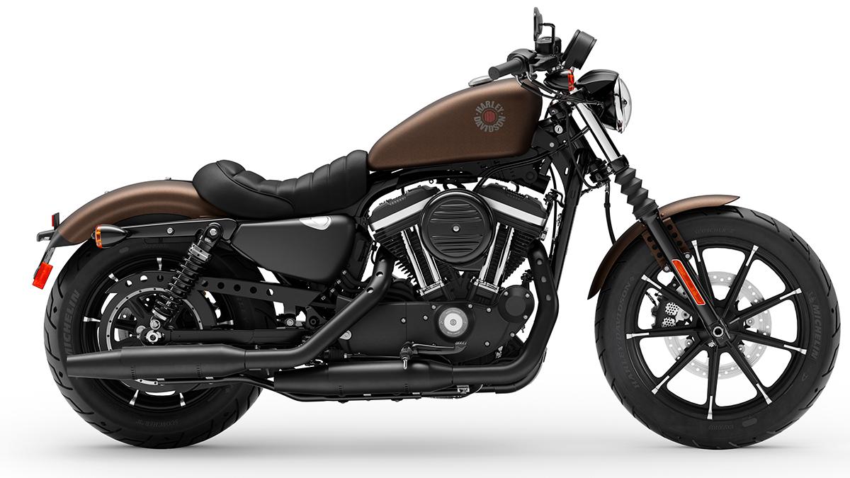 2019 Harley-Davidson Sportster 883 Iron ABS