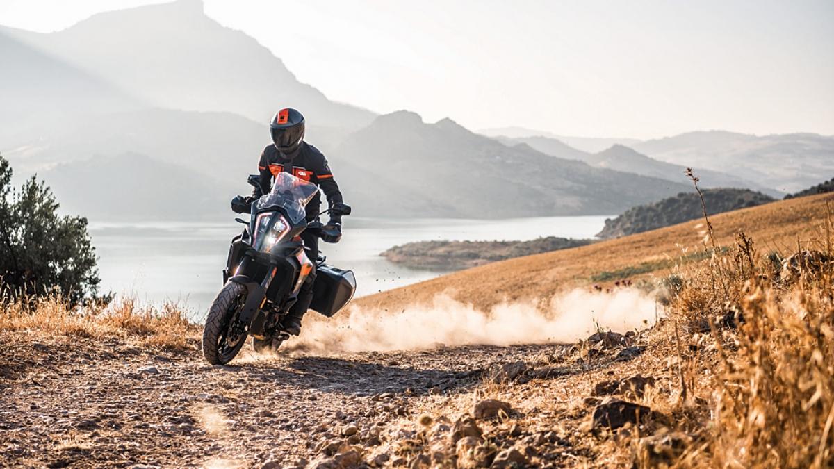 2019 KTM Duke 1290 Super Adventure S ABS