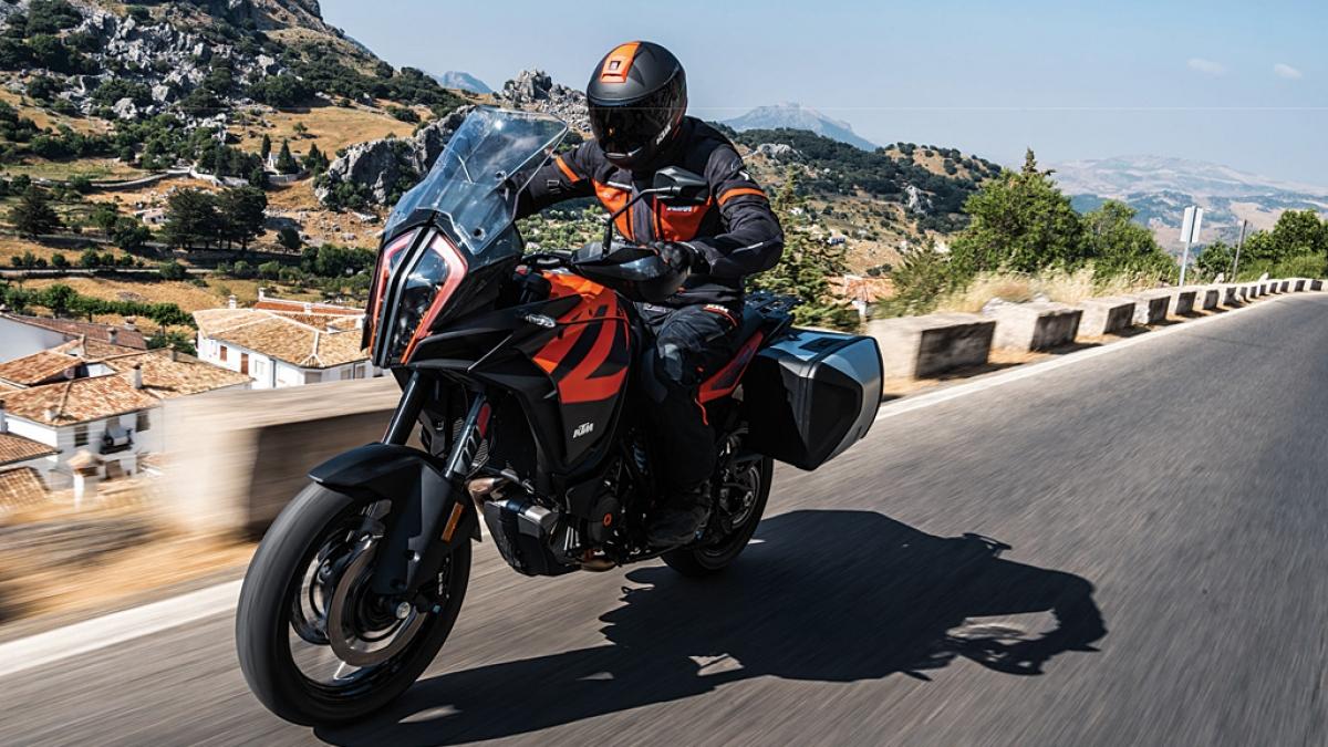 2019 KTM Duke 1290 Super Adventure S