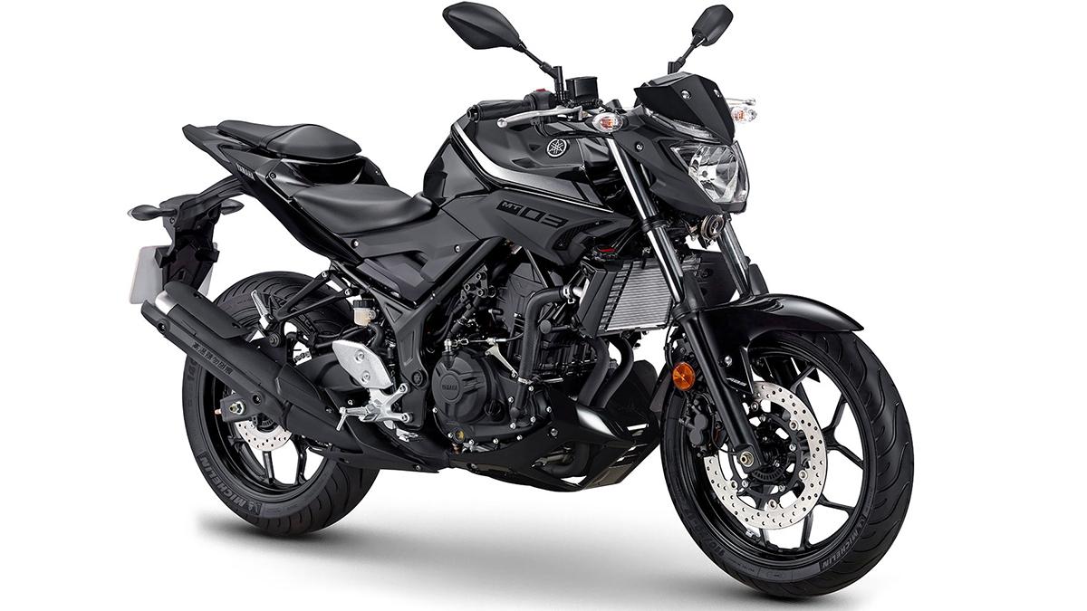 2019 Yamaha MT 03 ABS版