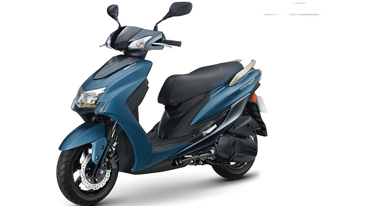 2018 Yamaha Cygnus-X(NEW) 125 FI ABS版