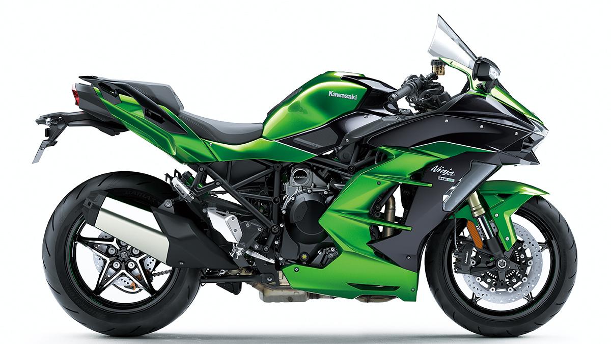 2018 Kawasaki Ninja H2 SX SE ABS