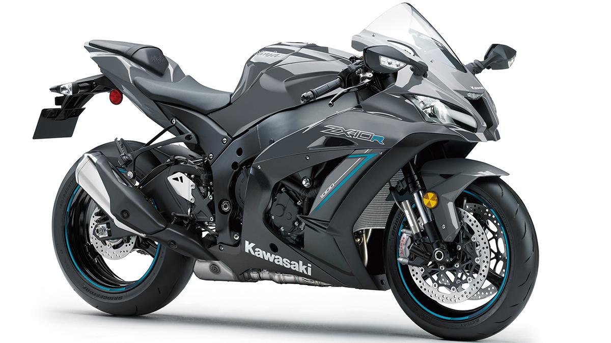 2019 Kawasaki Ninja ZX-10R ABS