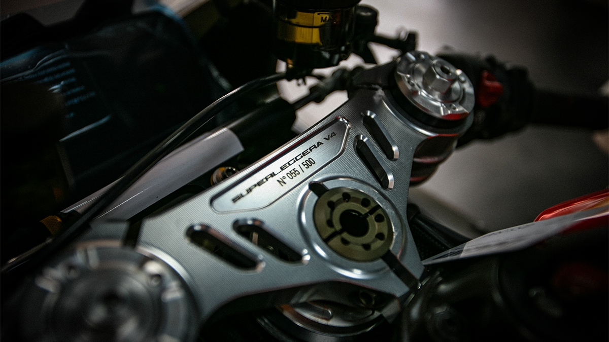 2020 Ducati Superleggera V4 ABS