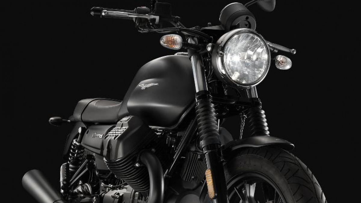 2018 Moto Guzzi V7 III Stone ABS
