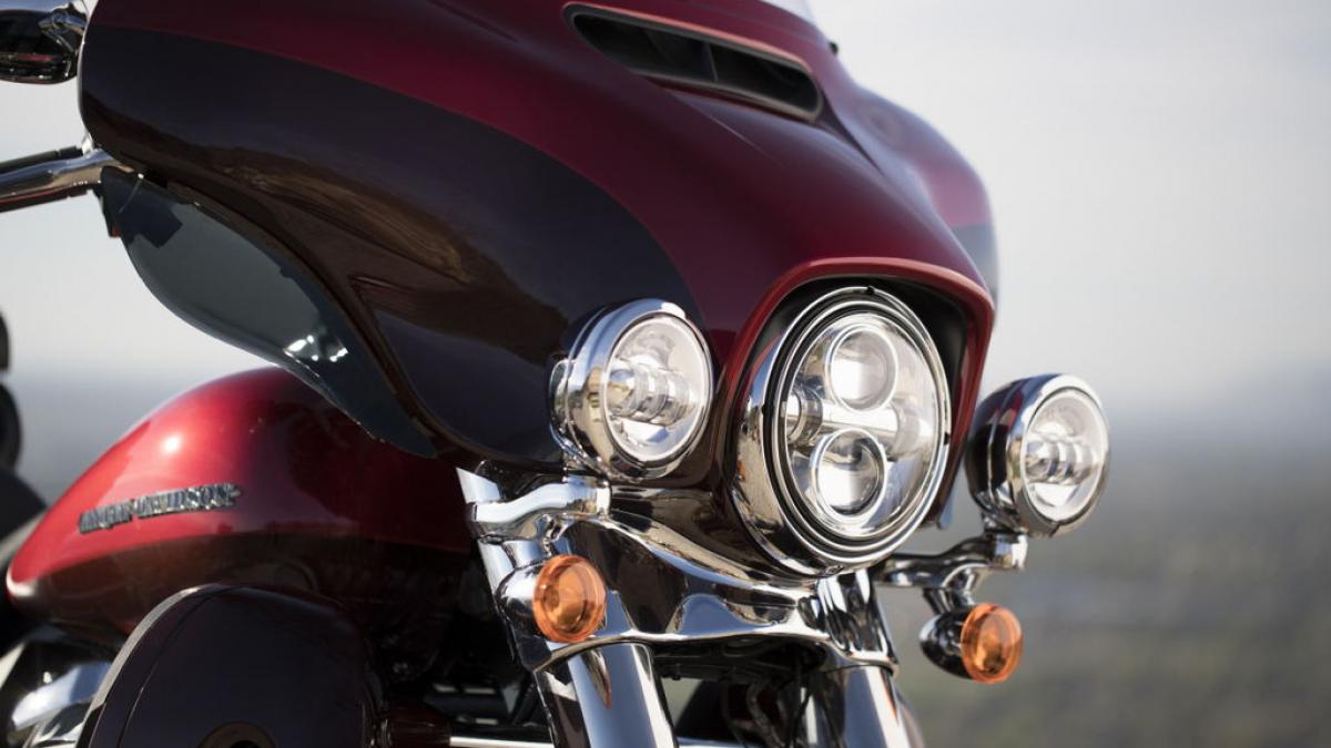 2018 Harley-Davidson Touring Ultra Limitedl ABS