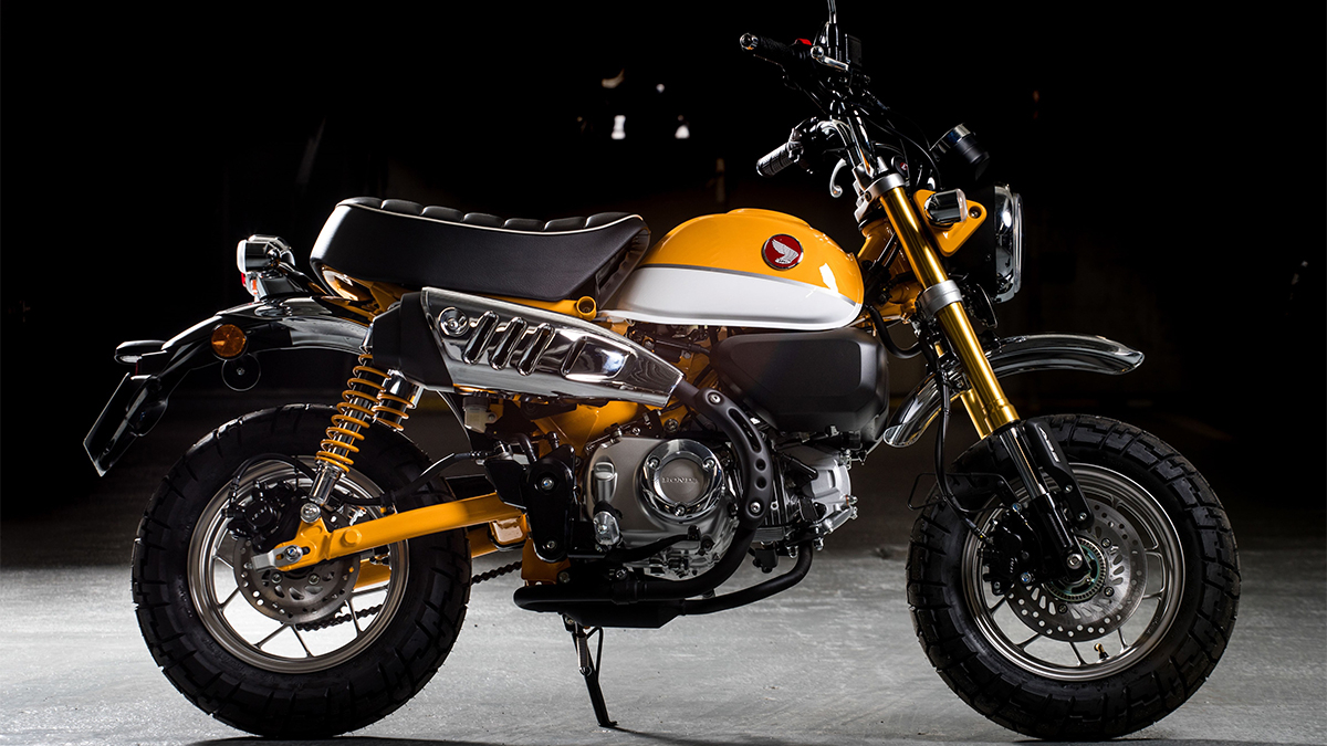2019 Honda Monkey 125 ABS