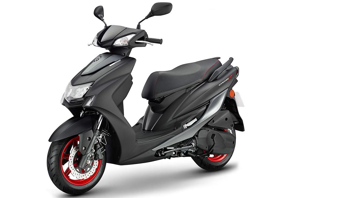 2020 Yamaha Cygnus-X 125 FI ABS版