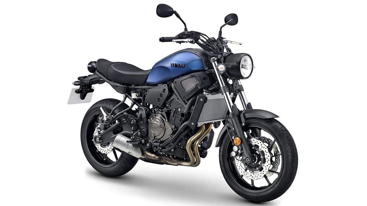 2020 Yamaha XSR 700 ABS