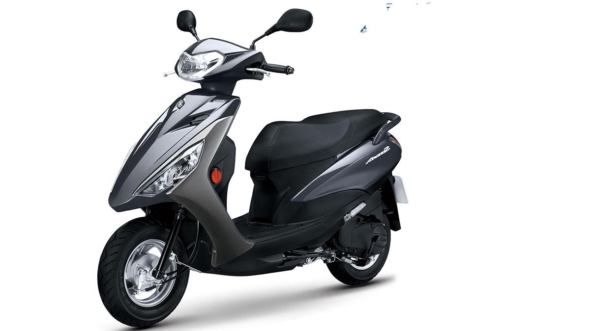 2019 Yamaha Axis Z勁豪 125 FI鼓煞版
