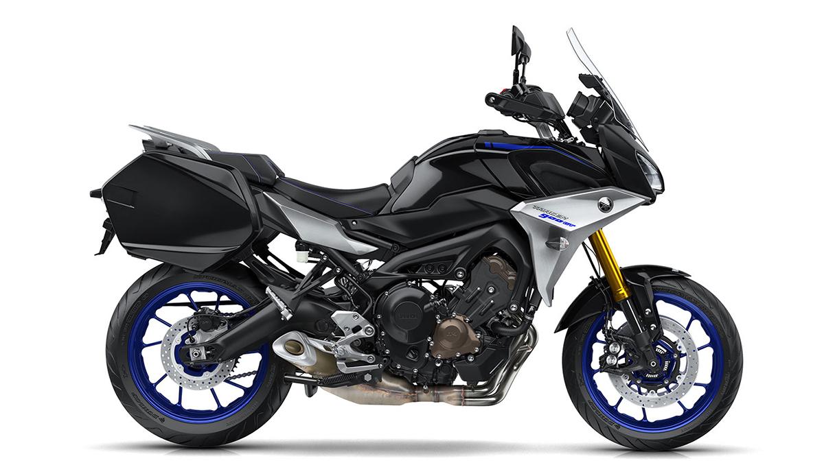 2020 Yamaha Tracer 900 GT ABS側箱版
