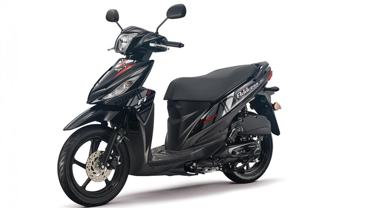 2019 Suzuki Address 110