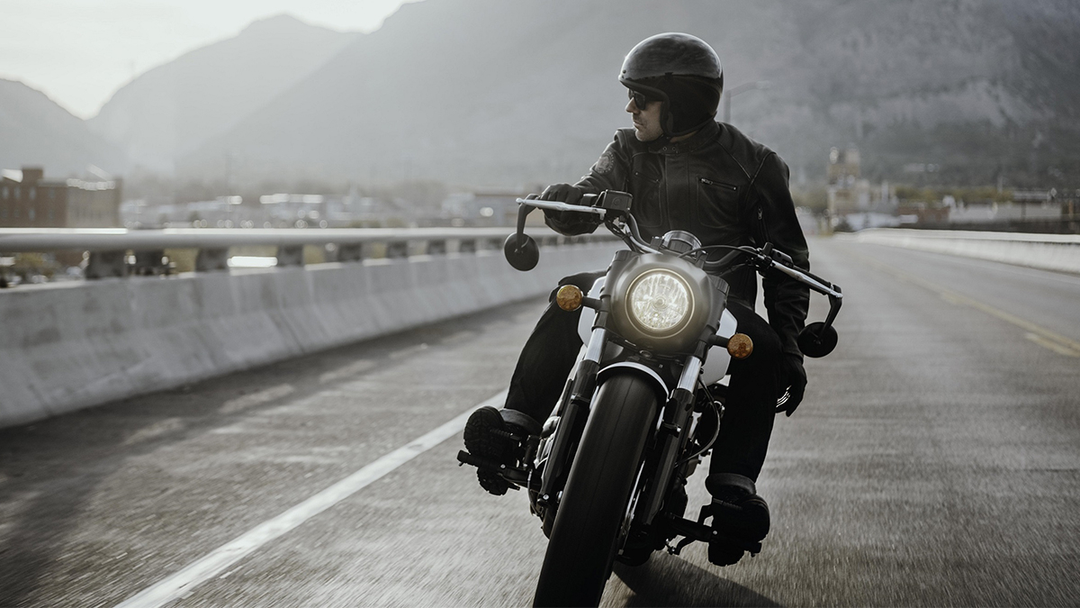 2019 Indian Scout Bobber 1200(ABS)