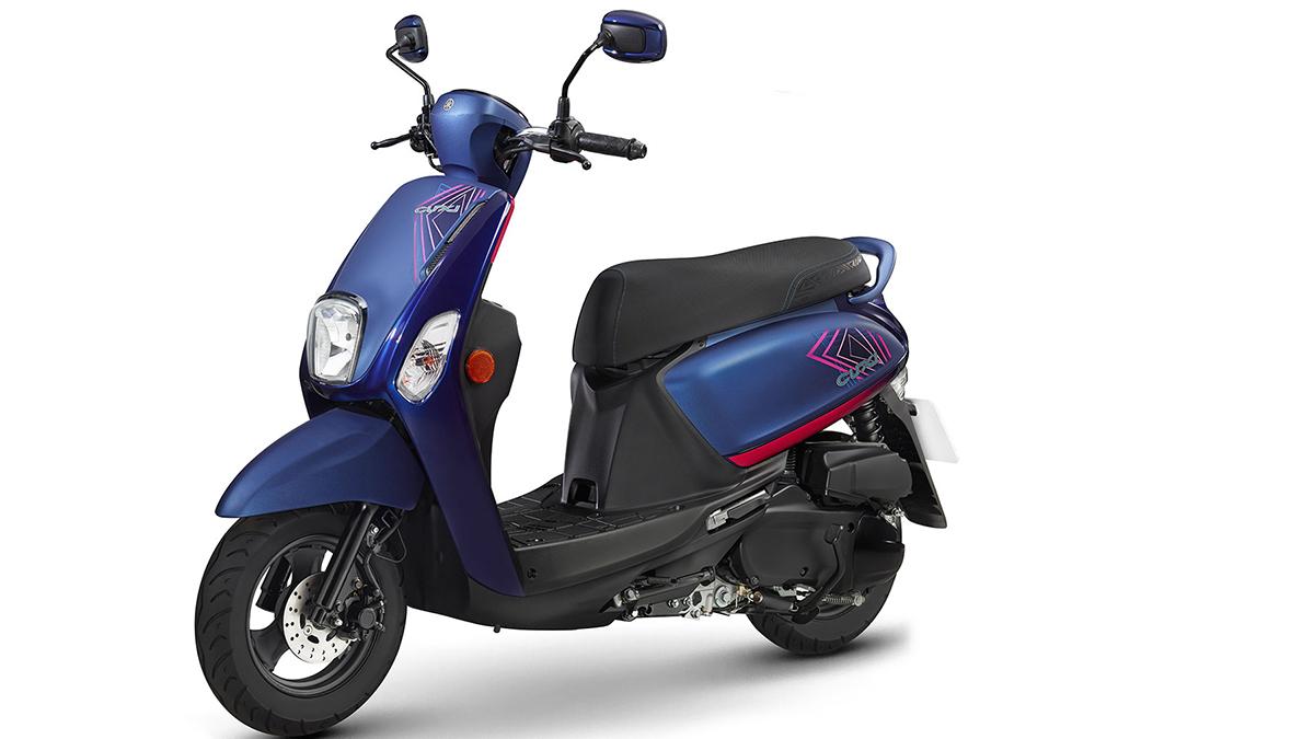 2019 Yamaha CUXI 115 碟煞