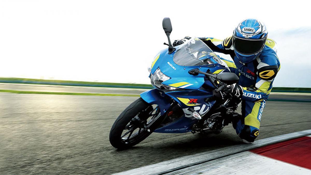 2019 Suzuki GSX R150 ABS