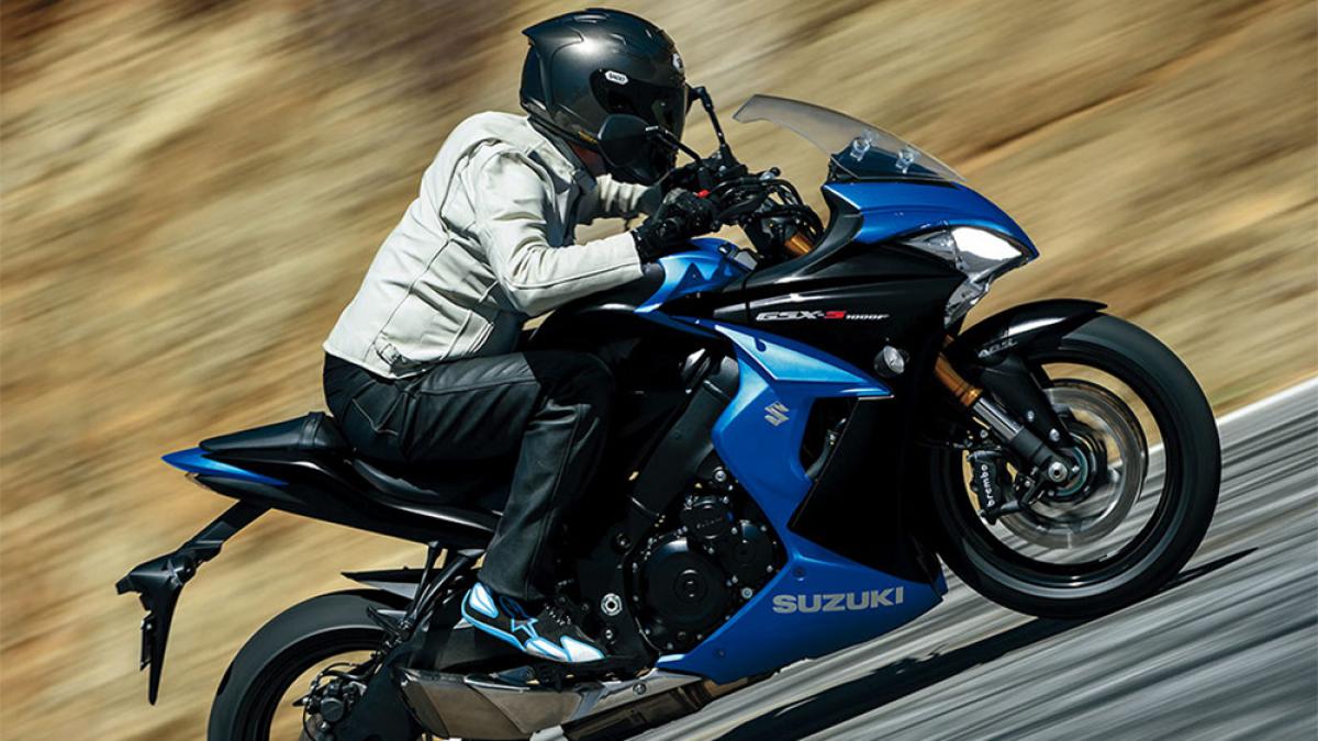 2019 Suzuki GSX S1000 F ABS