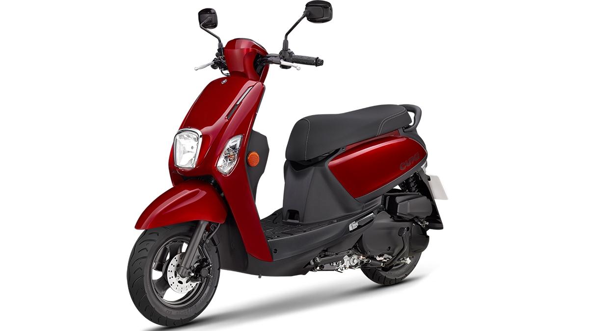 2020 Yamaha CUXI 115 碟煞