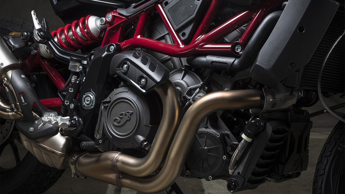 2020 Indian FTR 1200 SR ABS