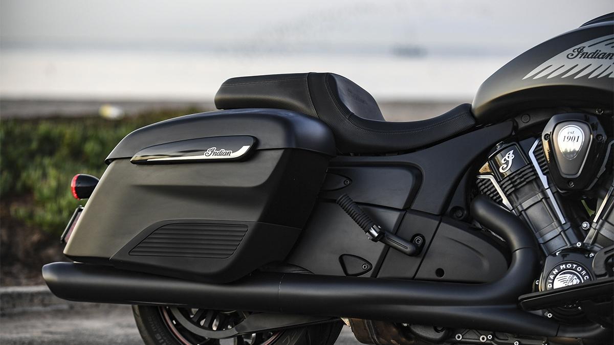 2020 Indian Challenger Dark Horse ABS