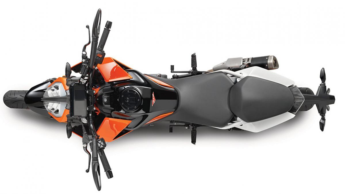 2018 KTM Duke 390 ABS