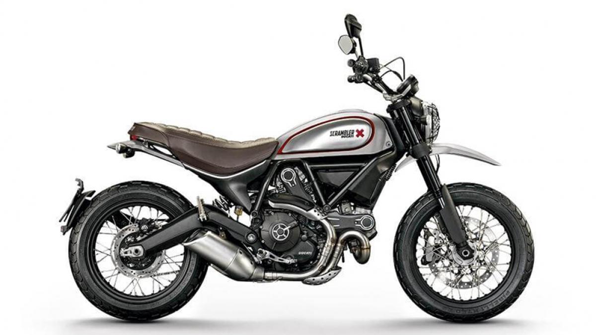 2018 Ducati Scrambler Urban Enduro