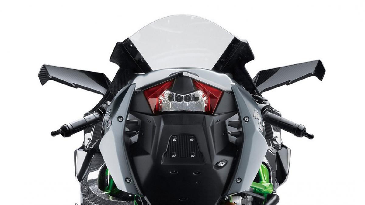2018 Kawasaki Ninja H2R
