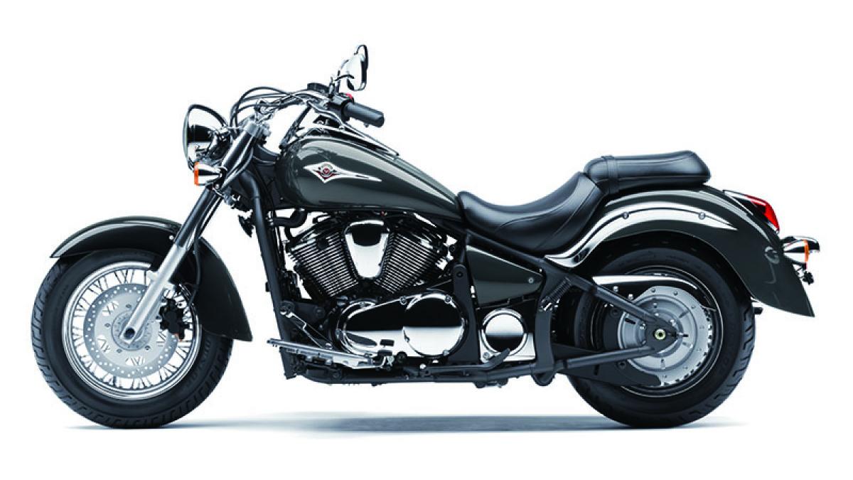 2018 Kawasaki Vulcan 900 Classic