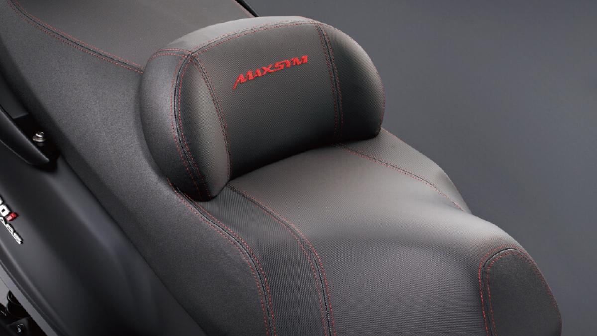 2018 SYM Maxsym 600i ABS
